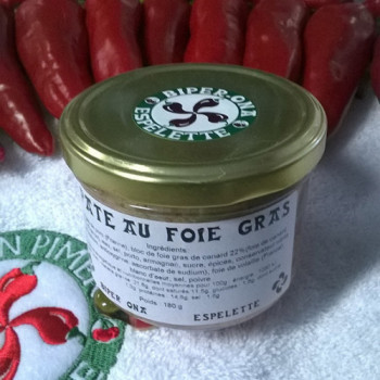 paté au foie gras