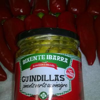 guindillas piments verts au vinaigre